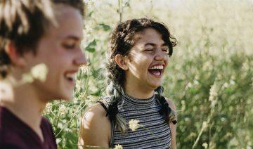 Исцеляющая сила смеха