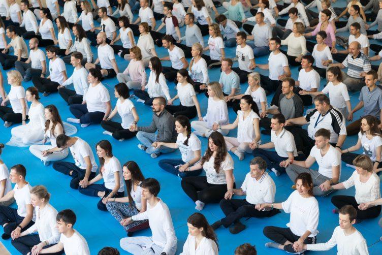 Медитация в Школе Гивина