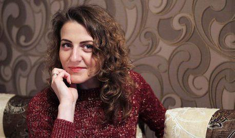 История пробуждения: Марина Хомякова
