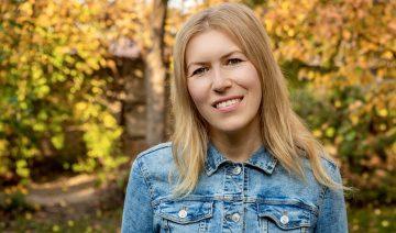 История пробуждения: Анастасия Сакович