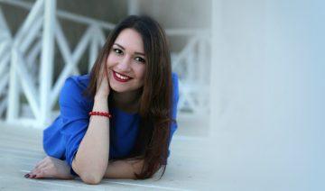 История пробуждения: Анна Егорочкина
