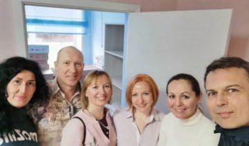Благотворительная акция в Тульской городской больнице