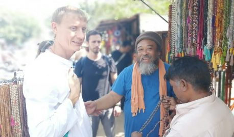 Духовные искатели: Школа Гивина в Индии — встречи и сатсанги